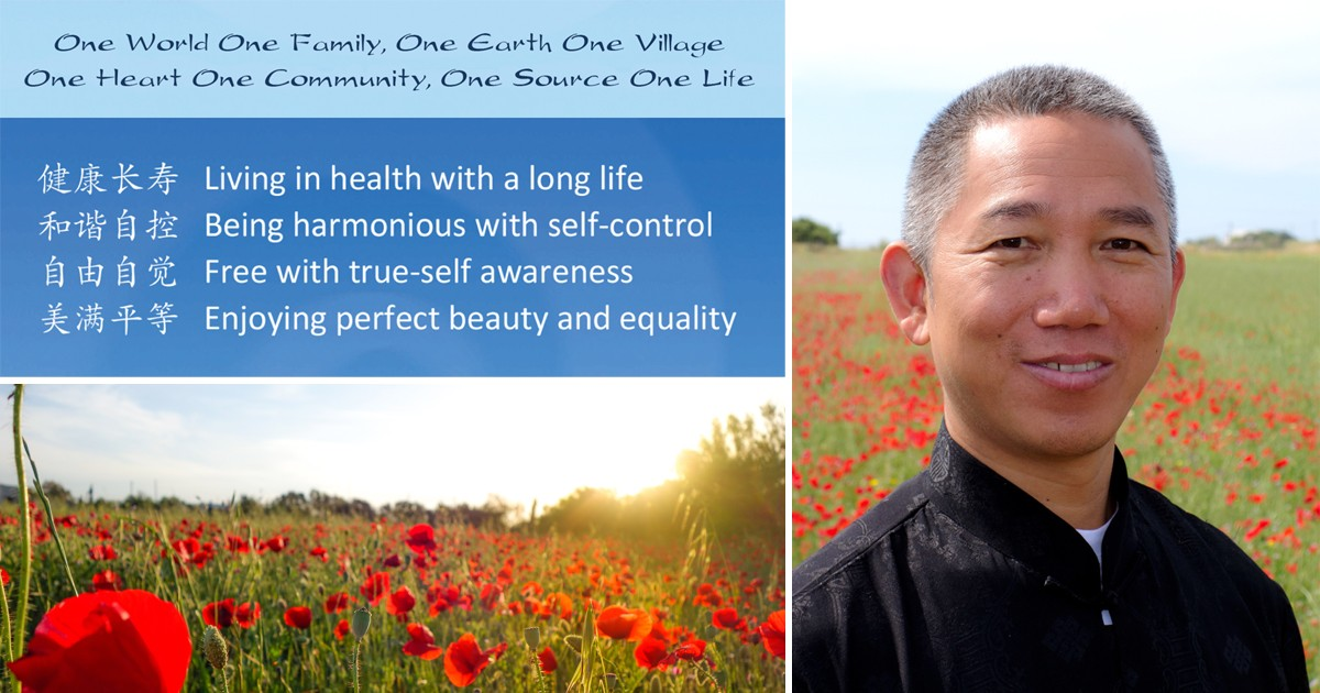 Yuantong Liu vision on Zhineng Qigong